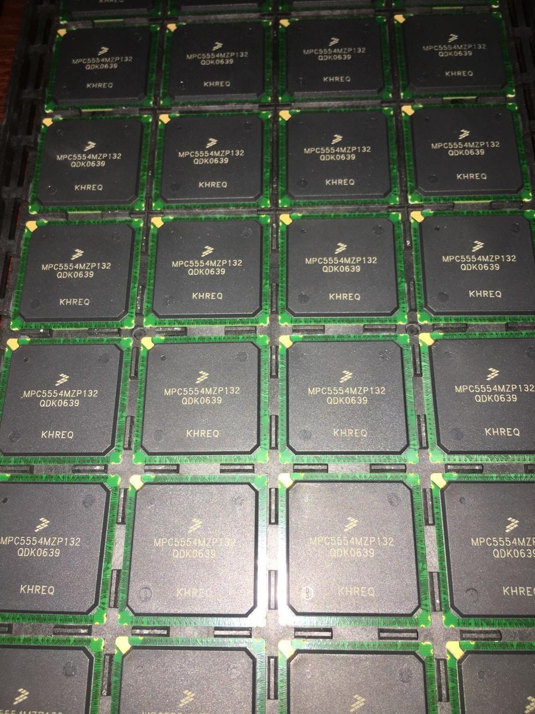 1PCS LOT MPC5554MZP132 MCU 32Bit FLAHS MPC5554MZP BGA 416 100 original New