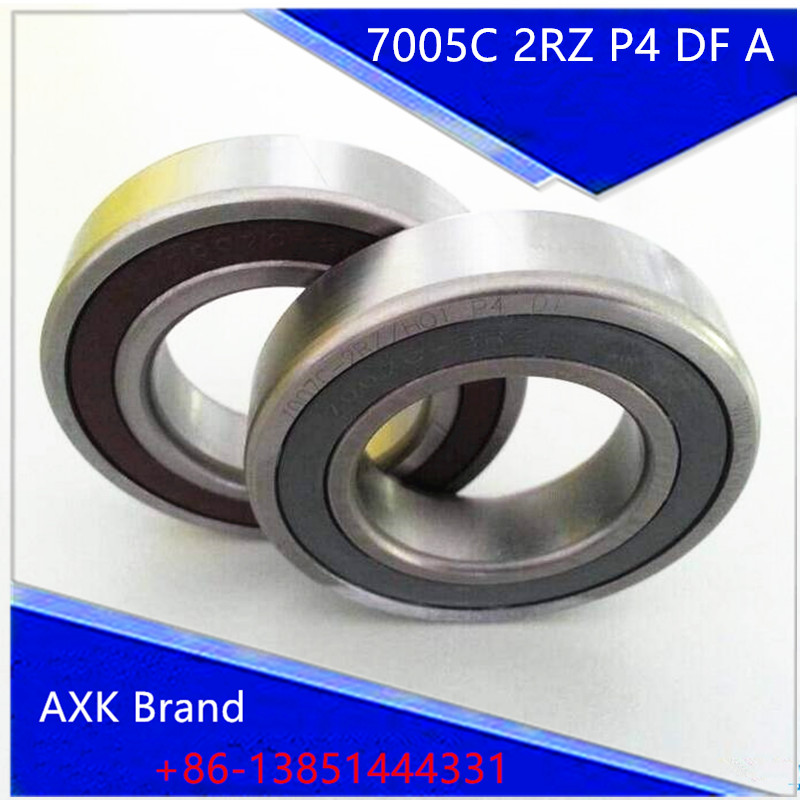 ФОТО ZYS precision high-speed spindle bearings 7005 Speed spindle bearings CNC 7005 25mmX47mmX12mm ABEC-7