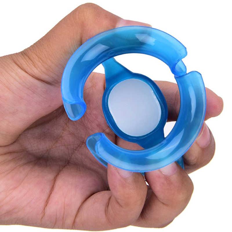 2 ชิ้น/เซ็ตวัสดุทันตกรรมBlue MประเภทIntraoral Cheek RetractorฟันWhiteningเปิดปากทันตแพทย์อุปกรณ์กระจก