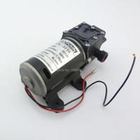 return valve type 8L/Min 100w 100psi small electric diaphragm High Pressure 12v dc water pump self priming