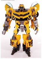Human Aleliance Revenge Of The Fallen BUMBLEBEE Action Figure Car LOOSE Free Shipping
