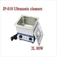 02 JP 010 Ultrasonic Cleaner 1 6L 60W Cellphone Eyeglass Bath Cleaner Ultra Sonic Jewellery Parts