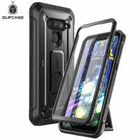 For LG V50/LG V50 ThinQ 5G Case 2019 SUPCASE UB Pro Heavy Duty Full-Body Rugged Holster Cover with Built-in Screen Protector