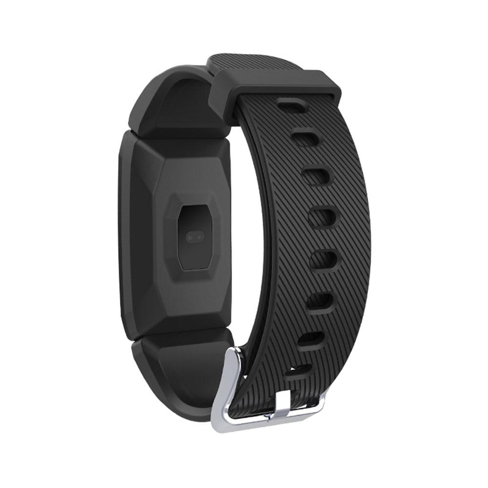 HTB1vGT8ahv1gK0jSZFFq6z0sXXao Smart Band Blood Pressure Q1 Heart Rate Monitor Fitness Tracker Smart Watch Fitness Bracelet Waterproof Weather Display Women