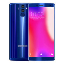 Original DOOGEE BL12000 Pro 4G Mobile Phones Android 7.0 6GB+64GB Helio P23 Octa Core Smartphone 12000mAh 6.0″ FHD Cell Phone