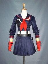 Косплей аниме убить ла убить matoi ryuuko костюм полный костюм dress женщины прохладный равномерное
