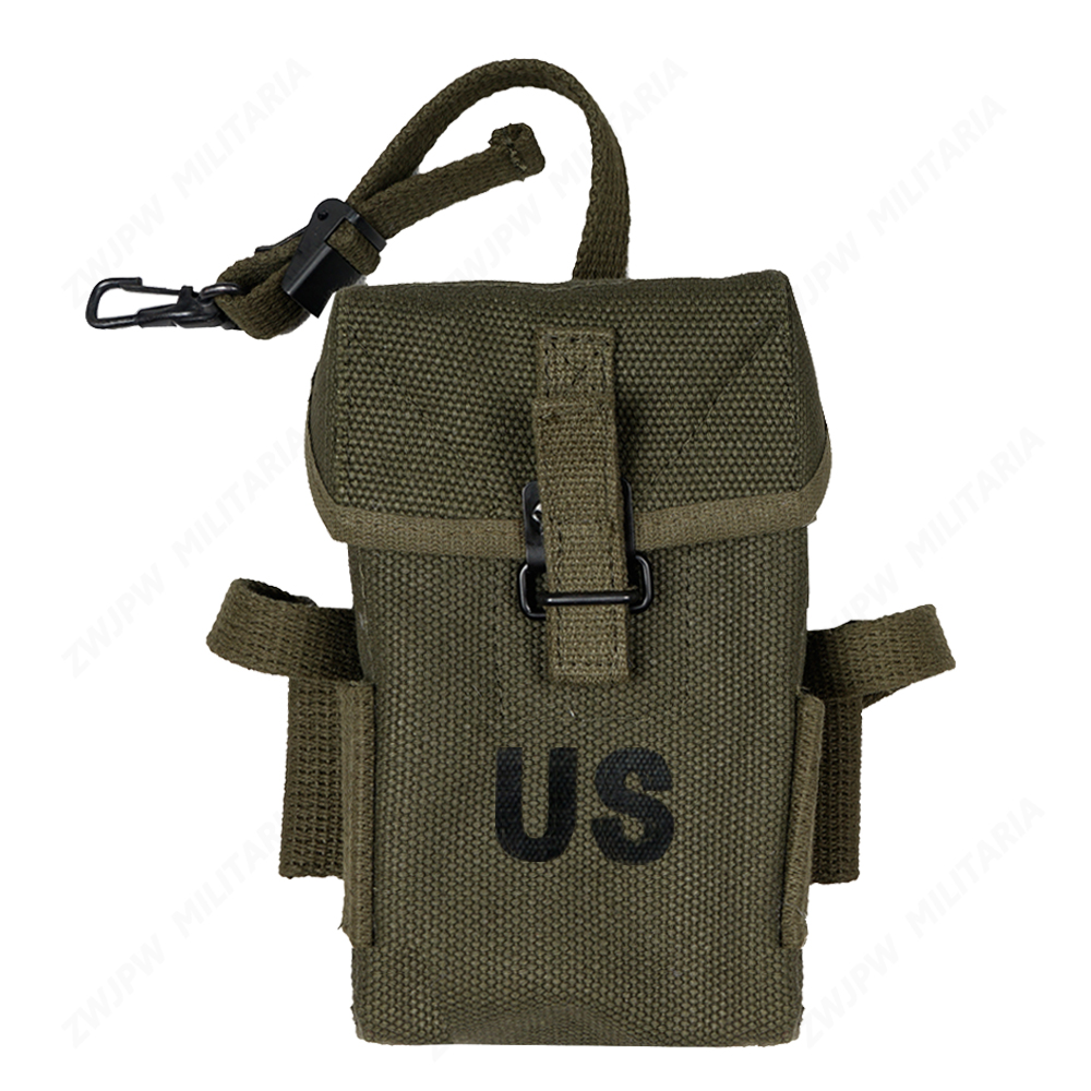 WW2 US Vietnam Army m1956 M14 universal long pack Pouch High-Quality Replica-(China)
