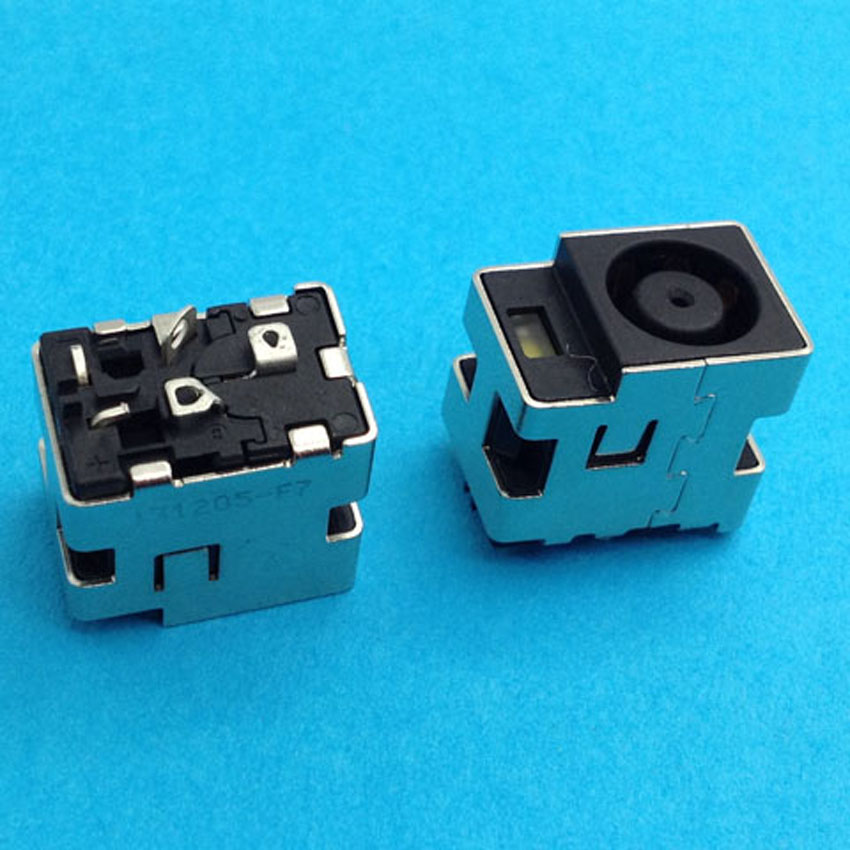 Image 5 - 1x DC Power Jack Socket Port FOR HP Compaq DV3 DV4 DV5 DV6 DV7 DV8 Series-in Computer Cables & Connectors from Computer & Office