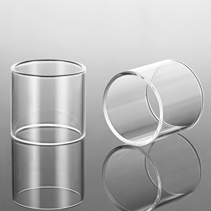 1PCS VapeSMOD Pyrex Replacement 2ml Glass Tube For Petri 22 Petri 24 RTA Tank Petri 22mm/24mm