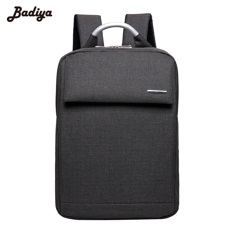 Fashion 2017 New School Bags for Teenagers Boys Girls Men Women Laptop Backpack 14.4 15.6 inch Notebook Computer Bag one2 2017 new design flamingo vintage school bag women bag men s laptop backpack for computer university students boys man
