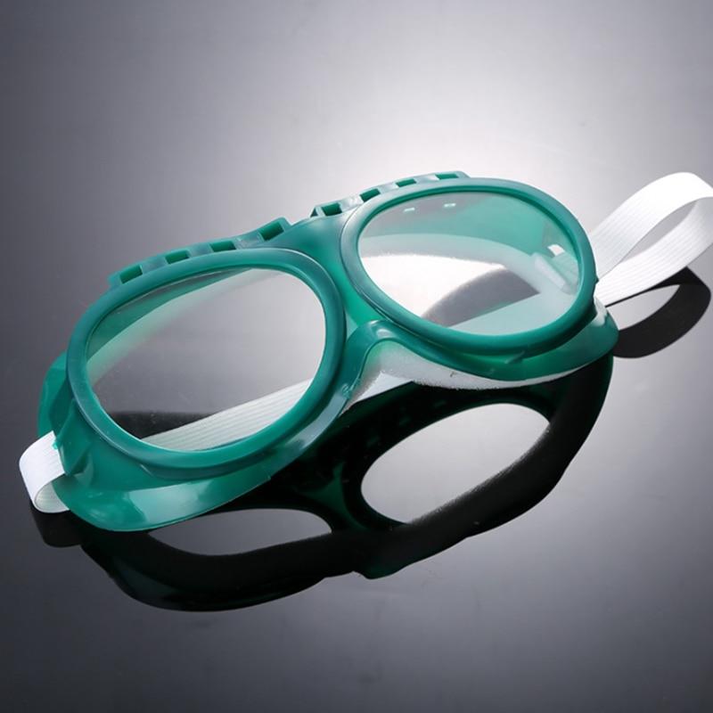 Sponge Safety Goggles Anti-shock And Anti-splash Foldable Goggles Ski Snowboard Motorcycle Eyewear Glasses Eye Protection