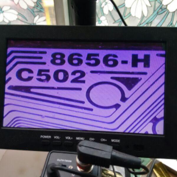 8656H-HC502 New TAB COF IC Module 8656 ecbl4 new tab cof ic module