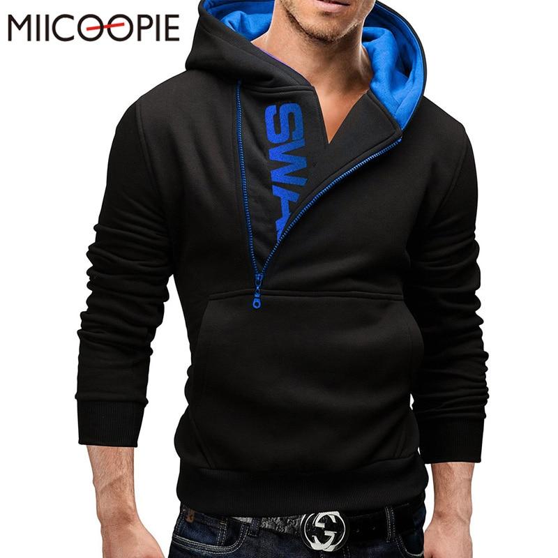 Assassins Creed Sudaderas hombres carta impreso hombres Sudadera con capucha sudadera manga larga Slim chaqueta con capucha hombre escudo Sportswear tamaño 6xl