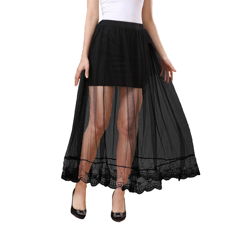 Compare Prices on Sheer White Skirt- Online Shopping/Buy Low Price ...