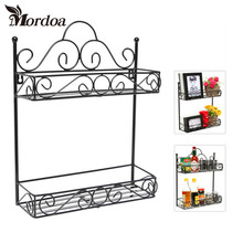 2016 Metal Heart Nail Polish Display Rack Jewelry Organizer Stand Holder Makeup Storage Holder 2Tier