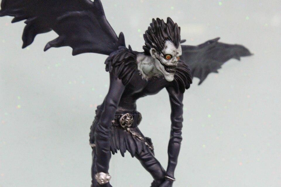Pop figuras anime mangá Japonês Death Note Ryuuku action figure crianças brinquedos dos desenhos animados personagem de anime juguetes deadpool