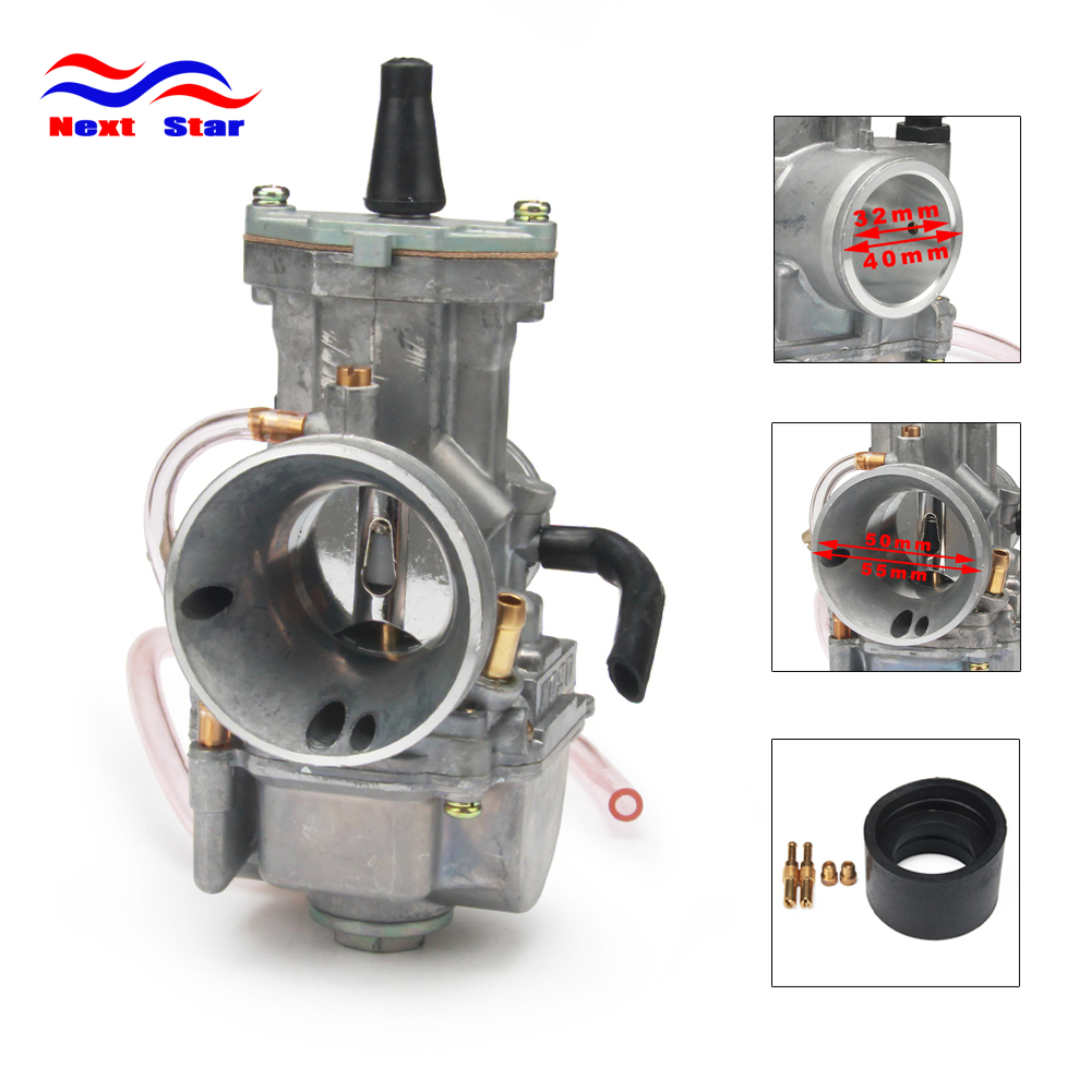 Carburetor Universal Racing Parts Scooter ATV Motorcycle And Dirt Bike For YAMAHA SUZUKI HONDA KAWASAKI KTM CRF RMZ KOSO 32MM dirt bike quad pwk40 pwk 40mm airstriker air striker carb carburetor for suzuki honda kawasaki yamaha ktm