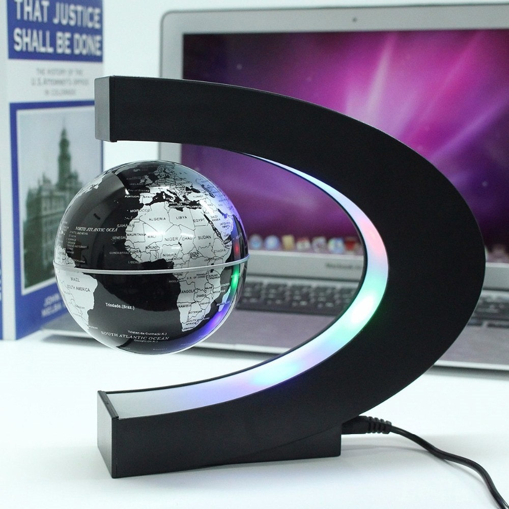 Levitating table lamp gallery coffee table design ideas agm novelty lights c shape magnetic levitation table lamp floating agm novelty lights c shape magnetic geotapseo Image collections