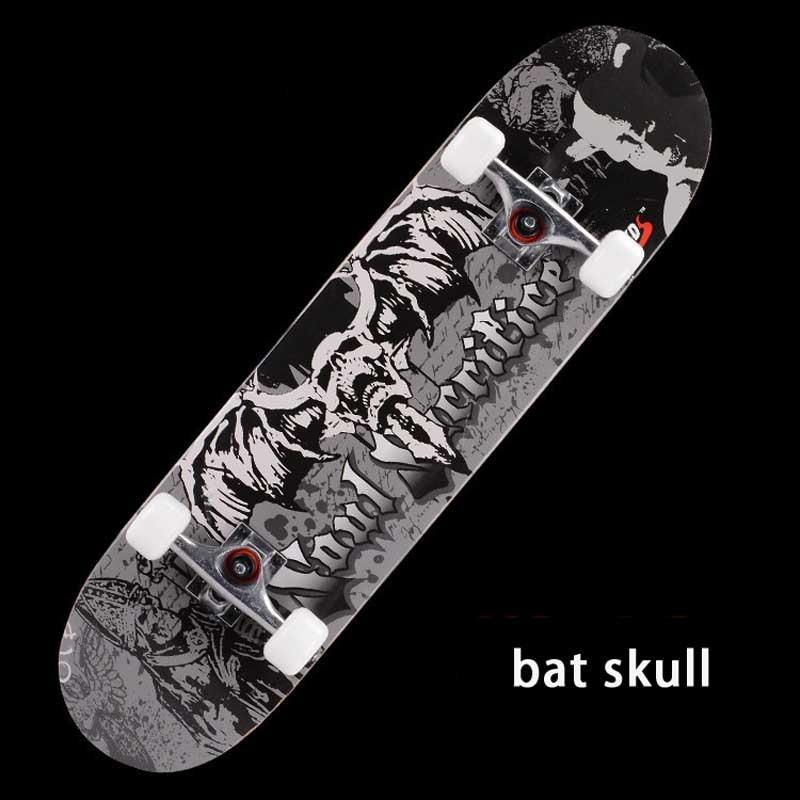 gewicht skateboard