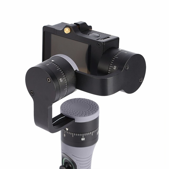 Snoppa Go 3-Axis Handheld Gimbal Stabilizer Phone Holder For Gopro Hero 4/3+/3                  ##