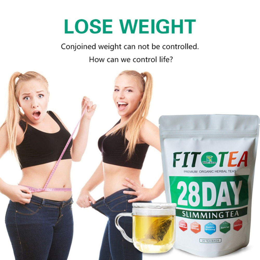 Natural Tea-Bags Detox Colon Weight-Loss Belly Slimming Tea Fat-Burn Cleanse For Man