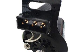 Image 3 - 220 V 100 W 0,5 Amps Kupfer Hause Nähmaschine Motor Fuß Pedal Controller Inländischen Handarbeit für Nähen Maschinen Zubehör