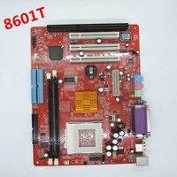 جديد وأصلي 8601 686B لـ VIA 8601T ISA مقبس اللوحة الرئيسية 370 P3 CPU ISA اللوحة الأم 3PCI VGA LPT ISA COM One ISA فتحة SDRAM-في لفاف الكابل من الأجهزة الإلكترونية الاستهلاكية على