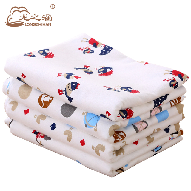 Baby Sheets Cotton 110 160cm Soft Newborn Baby Bed Sheet