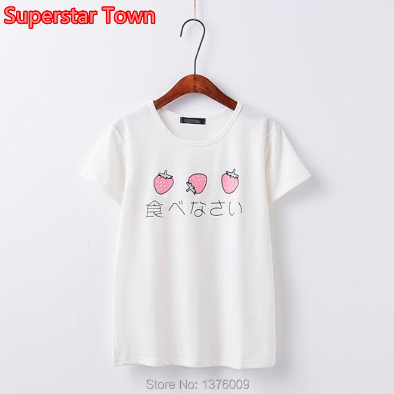 cdb695d02fe87 Buy lolita t shirt and get free shipping on AliExpress.com
