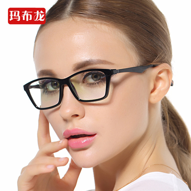 Vintage marco de los vidrios para las mujeres marcos de las lentes de las mujeres eyewear del marco de gafas chica mujeres con marco óptico E011