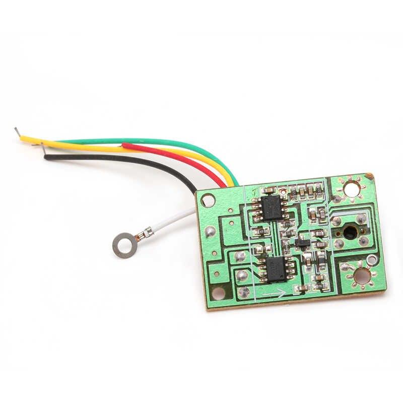 2CH пульт дистанционного управления 27 МГц канал радио модуль передатчик приемник доска антенна