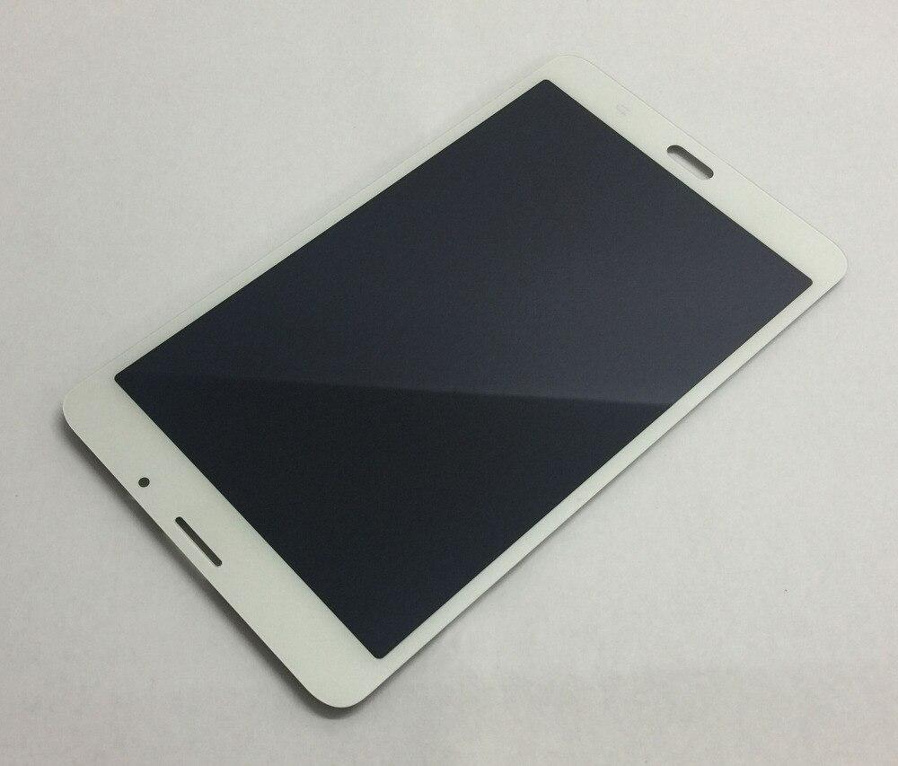 Pour Samsung Galaxy TAB Un 7.0 SM-T285 T285 LCD Panneau D'affichage Module + Écran Tactile Digitizer Assemblée Capteur