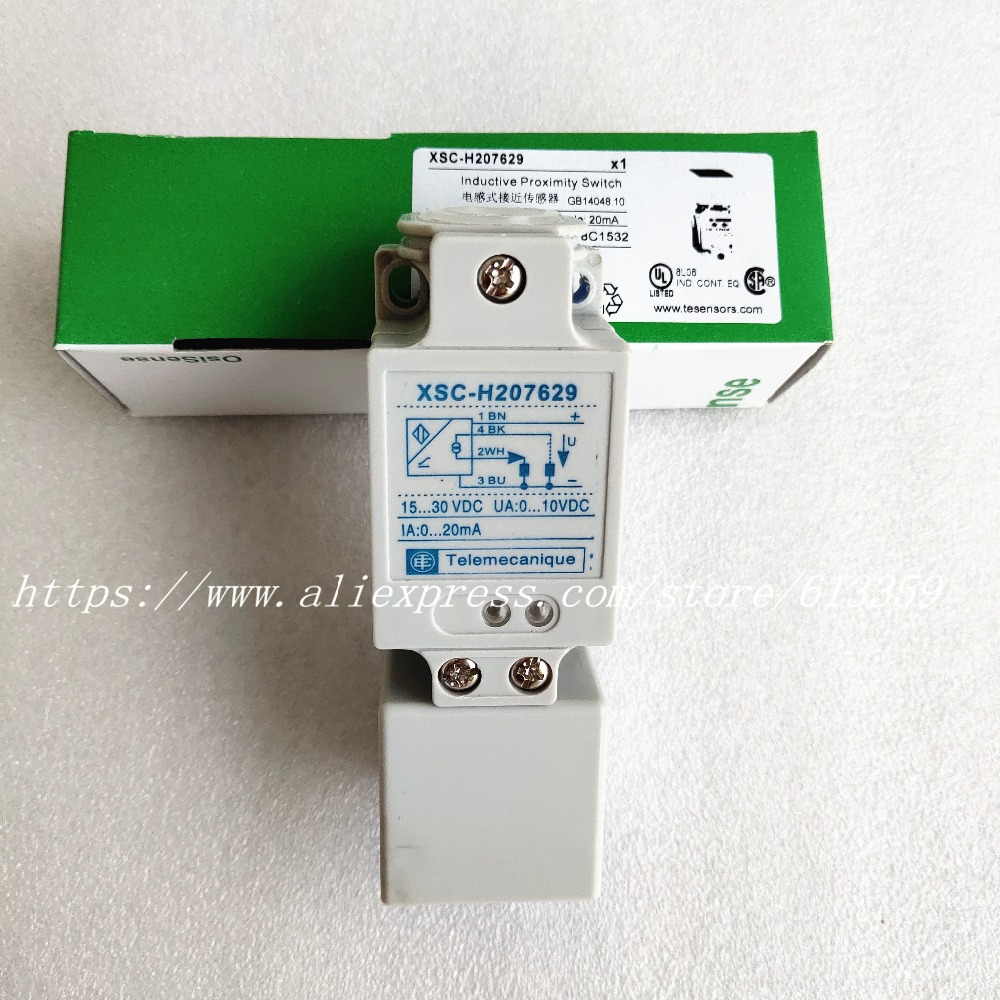 XSC-H207629 Schneider  Inductive Proximity Switch Sensor New High-QualityXSC-H207629 Schneider  Inductive Proximity Switch Sensor New High-Quality