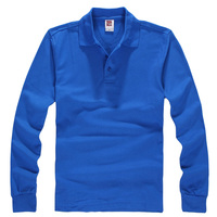 Brand Polo Shirt Men Long Sleeve Polo Shirts Camisetas Masculinas Plus Size XXXL Polos Camisa Polo