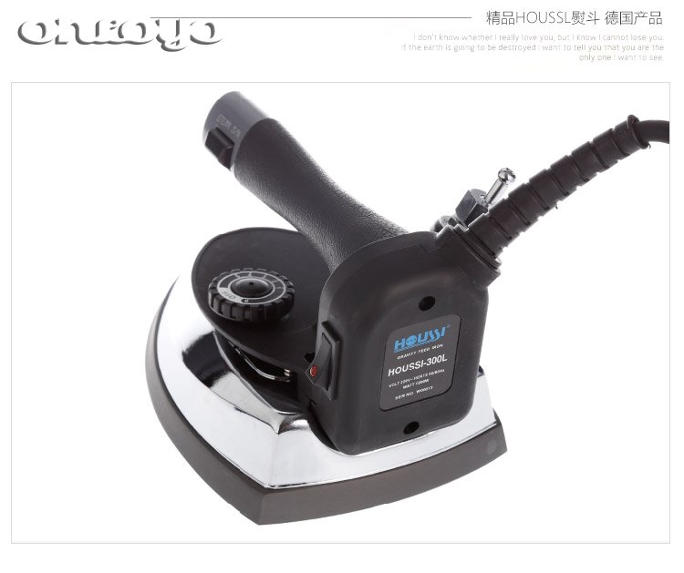 INDUSTRIAL STEAM IRON 300L 1200W MODEL GOOD QUALITY SEWING MACHINE SPARE PARTS