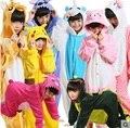pijama cosplay stich anime jumpsuits christmas carnival costumes for children kids black cat onesie winnie frog costume kids