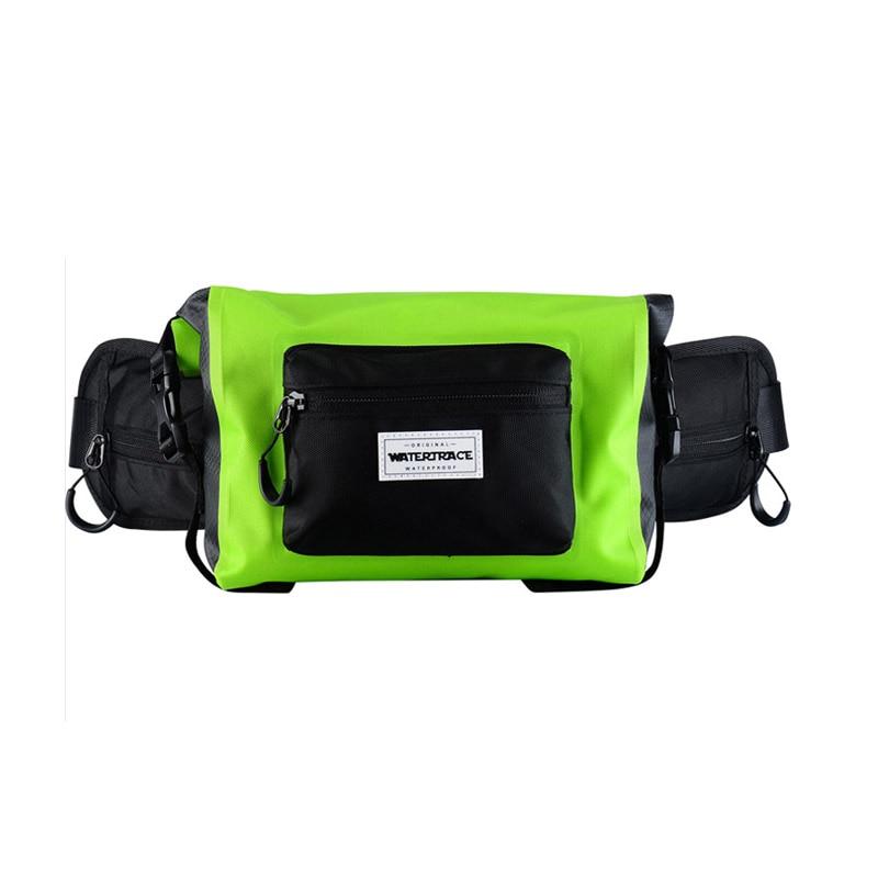 Sac de taille étanche sac étanche sac à dos sac à dos canoë Kayak surf sac de rangement plongée en apnée sac de plongée sous-marine