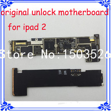 logic board for ipad 2 tablet PC motherboard 16GB wifi version original mainboard for ipad 2 install IOS system