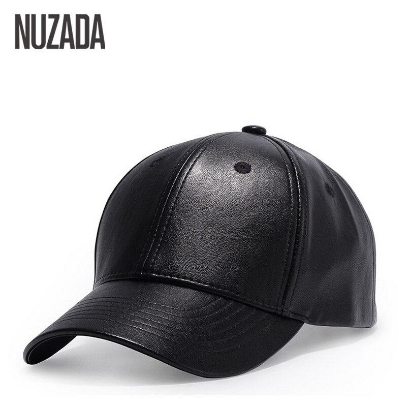 3198758c194b4 Brands NUZADA Cap Men Women Hip Hop Hats Classic Solid Color Baseball Caps  ...
