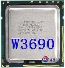 Процессор Intel Xeon W3690