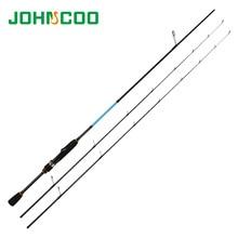 UL/L спиннинговое удилище с твердым наконечником, 1,92 м, 2,1 м, быстрое действие, углеродное рыболовное удилище, светильник, рыболовная удочка для форель окунь