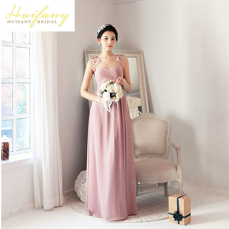 Dusty Rose Dresses