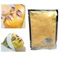24 K ORO Activo Cara Máscara de Polvo De Oro Máscara Facial Anti-Envejecimiento Tratamiento De Spa de Lujo 20g