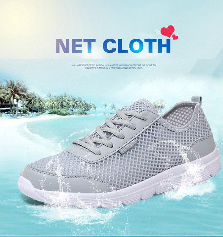 √SAGUARO/Летняя мужская обувь модный дышащий сетчатый ...