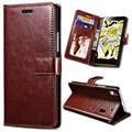 Virar capa de couro caso para lenovo k3 note k50 t5 telefone pu fundas saco carteira stand casos com slot para cartão para lenovo lemon k3 nota