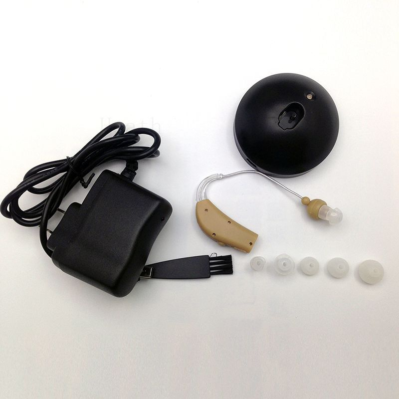 rechargeable ear hearing aid mini device sordos aides amplifier digital hearing aids in the ear for elderly apparecchio acustico 2pcs rechargeable digital hearing aids s 51 mini device ear amplifier invisible the ear deaf aid wholesale price