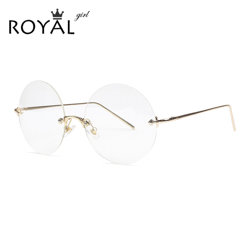 Popular Round Rimless Eyeglass Frames-Buy Cheap Round ...