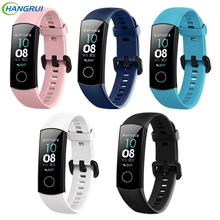 Get more info on the Hangrui Silicone TPU Wristband For Huawei Honor Band 4 Strap Smart Sport Bracelet Strap For Huawei Honor Band 4 Standard Version