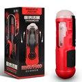 Марка 10 Скорости Retrcatable Мастурбатор Секс-Машина Для Мужчин, электрическая Автоматическая Секс Игрушки, Продукты секса