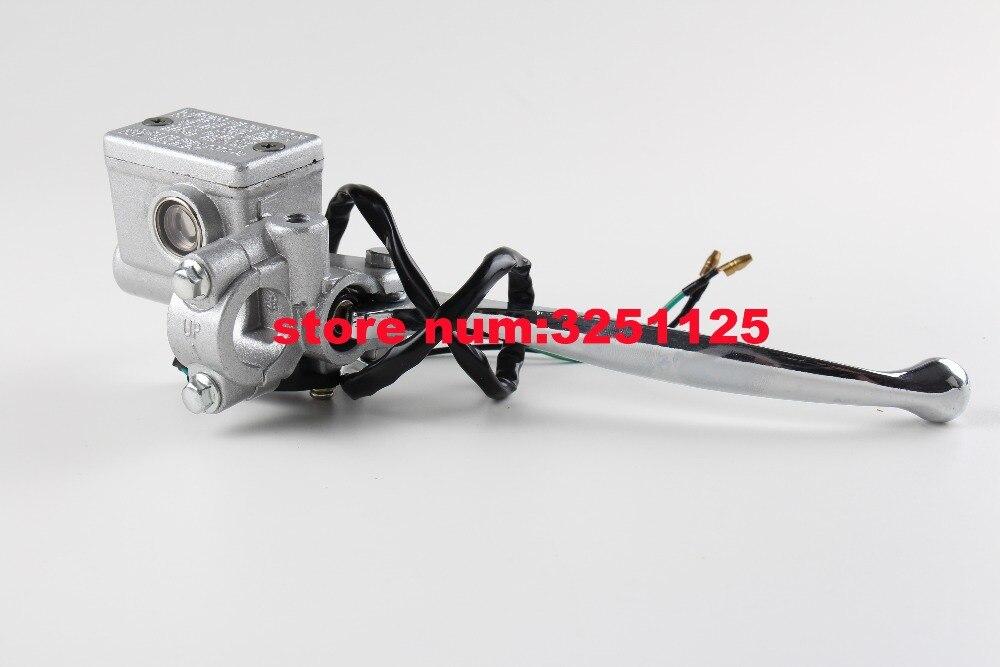 Master-Cylinder-Pump Pump-Brake Bike-Parts The-Motor Monkey Z50J DAX for Z50j/Dax/Zhenhua/Motorcycle
